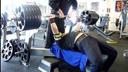 Тренировка с Ram-a (30.01.2012)