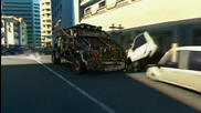 Madagascar 3 - Car Chase