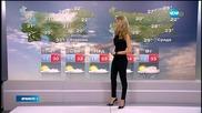 Прогноза за времето (11.06.2015 - централна)