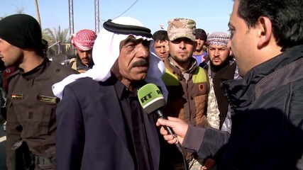 Iraq: Barwani residents celebrate defeating IS