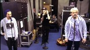 One Direction - Strong - Репетиция - Wwa film