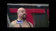 Wwe Tlc Big show vs Sheamus (chairs match) For Whc