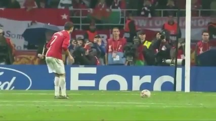 Uclf 2008 Man United - Chelsea Penalty Shootout
