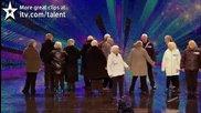 Лудите пенсионери - The Zimmers