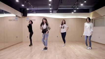 miss A 다른 남자 말고 너 Only You Dance Practice