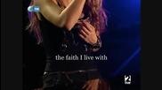 Шакира изпълнява Tu