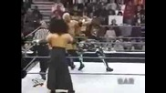 Kane,Undertaker and D - Von Dudley Vs Christian, Rikishi and Haku