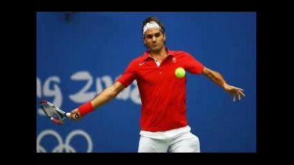 Roger Federer My Idol