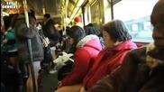 Без панталони в метрото 2011 (смях)