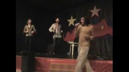 70te, 80te - Thats The Way I Like It, Yes, sir, I Can Boogie, I Feel Love - live - С Деян Неделчев -