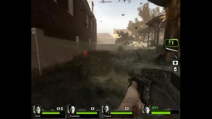 Left 4 Dead 2 Demo Gameplay by Comedian