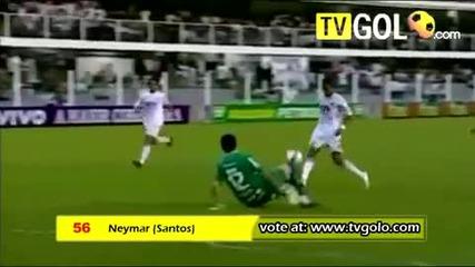 Best goals about 09 - 10