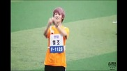 Fancam 120710 L.joe idol sports
