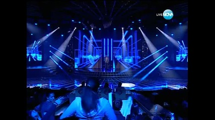 X Factor финал - Атанас Колев трето изпъление - 20.12.2013