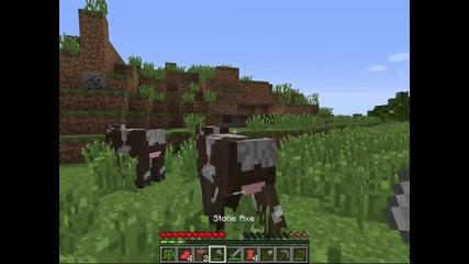 Minecraft /w Paratyk0 епизод 1