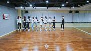 Wjsn - Save Me Save You Dance Practice Mirror