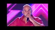 Срам ! Бисер Иванов - X Factor България 2013
