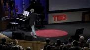 Benjamin Zander говори за музиката и страстта