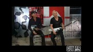 Scorpions - Jabs & Schenker Guitar Lesson ( No One Like You + Rock you like a Hurricane )