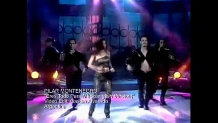 Eres todo para mi - Pilar Montenegro - Всичко за мен