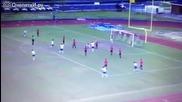 Доста ефектен футболен гол