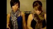 Талантливи момичета пеят Halo на Beyonce (2)