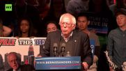 Sanders rallies in Louisville ahead of Kentucky primary