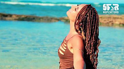 Теди Кацарова снима в Доминикана