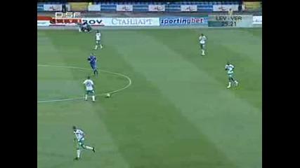 Левски 0:0 Вердер