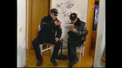 Macedonian Humour K - 15 (part 50 - policajci)
