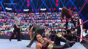 Natalya & Tamina vs. Nia Jax & Shayna Baszler – WWE Women's Tag Team Championship Match: Raw, May 17, 2021