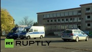 Germany: Planned refugee centre gutted in suspected arson attack