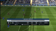 Nice goal by Sturrige