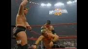 Jericho, Jeff & Shawn Vs Jbl Snitsky & Uma