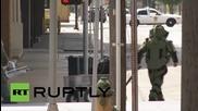 USA: Bomb scare cuts short biker rally over Waco shooting