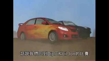 Diplo feat. Lil Jon - U Dont Like Me
