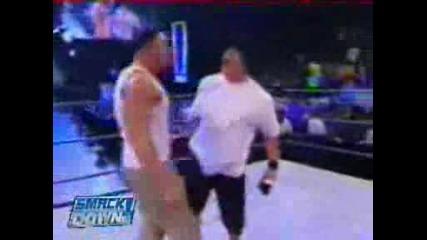 Rikishi Vs Cena Battle Rap