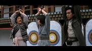 Zhong hua zhan shi Magnificent Warriors Великолепни бойци (1987) бг аудио