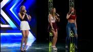 Антоана, Ана и Велина - X Factor (06.10.2015)