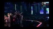 Tokio Hotel - Mtv Ema 2008 (headliner Category).flv