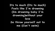 Justin Bieber feat. Jessica Jarrel - Overboard (my World 2.0) w Lyrics on screen