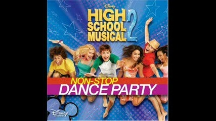 High School Musical Non - Stop Dance Party What Time is it