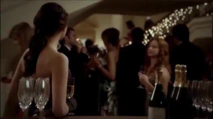 The Vampire Diaries 3x14 Delena,stelena,klaroline Dance