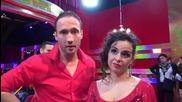 Dancing Stars - Дарин и Ани с пожелания за майските празници