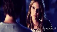 Pretty little liars Hanna & Caleb Say something for kiss