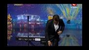 Украйна моя талант 4 - Евгений Хмара - История (пиано)