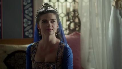 Великолепният век 131. епизод - Рустем паша полудява от ревност - Български субтитри - Hd