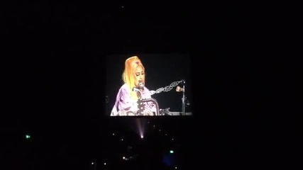 Н О В О!!! Lady Gaga - Princess Die ( The Born This Way Ball - Melbourne, Australia) 2012