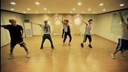 [бг превод] B2st/ Beast- Beautiful Night Dance Practice