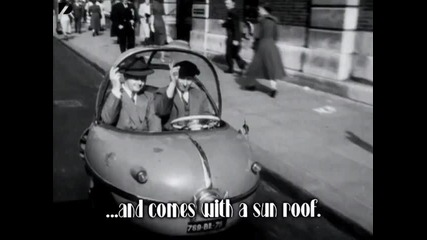 Най - готината кола от 50 - те години на 20 век